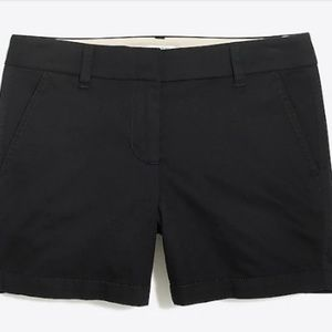 Size 00 Almost New Classic Chino Shorts J Crew